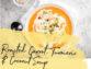 Roasted Carrot, Turmeric & Coconut Soup